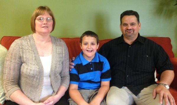 Pastor Mike Feliciano and Family
